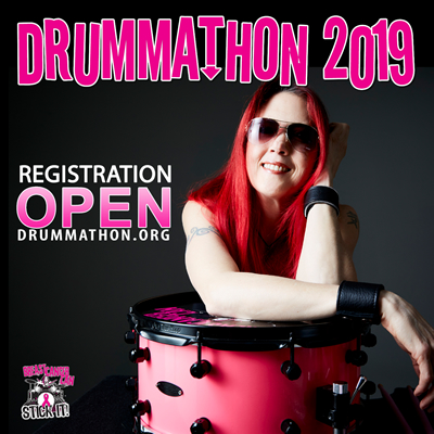 Drummathon 2019 Registration Open